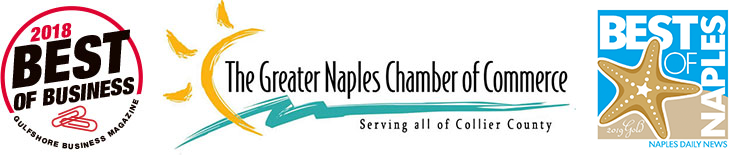 2018 Best of Business, Greater Naples Chamber of Commerce, Best of Naples