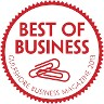 2013 Award, Logo, Best of Business Gulfshore Business Magazine 2013, Air Charter in Naples, FL